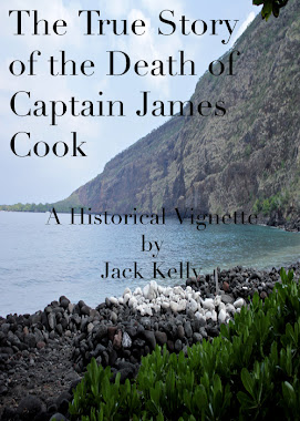 This historical essay explores the myth of Cook's death.