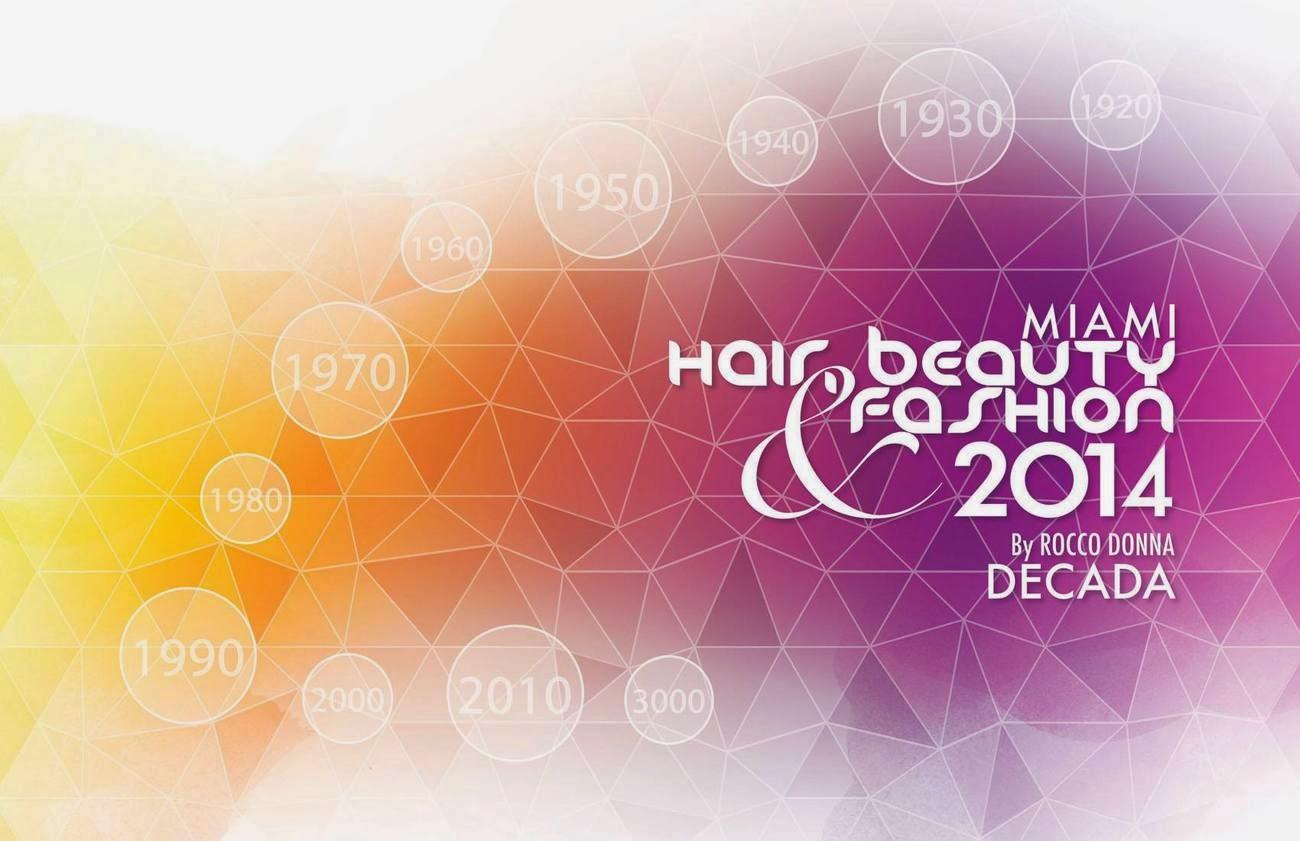 'Miami Hair, Beauty & Fashion' celebrará décimo aniversario por todo lo alto con 'Décadas'