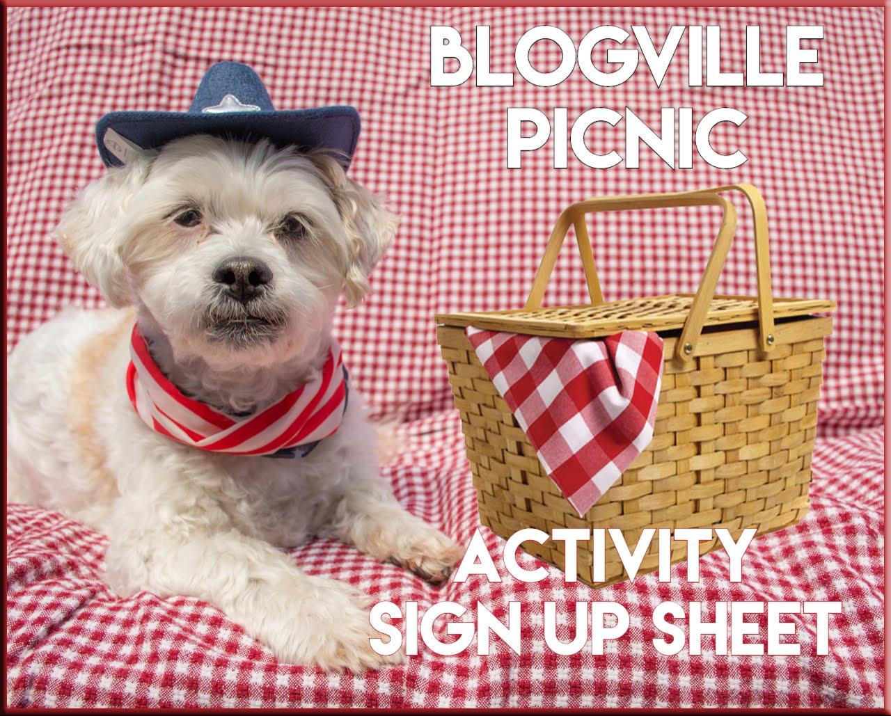 Blogville Picnic