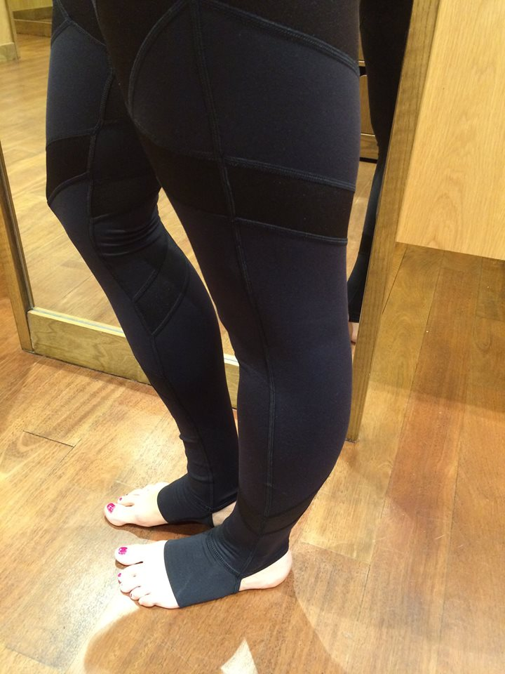 lululemon cire wrap wunder under pant