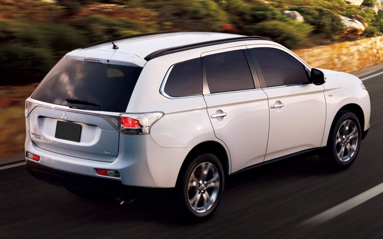 Novo Mitsubishi Outlander 2014: preço, fotos e especificações | CAR.BLOG.BR