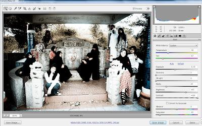 raw6 Mengenal Tool Adobe Camera RAW dengan Photoshop
