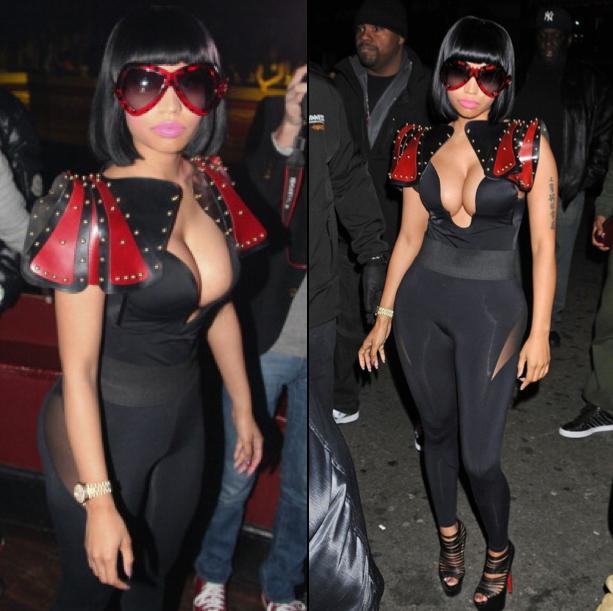 Nicki Minaj Photos Unbelevable Videos Amp Pics