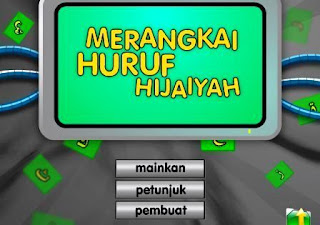 Belajar Membaca Al Quran dengan Game Merangkai Huruf Hijaiyah
