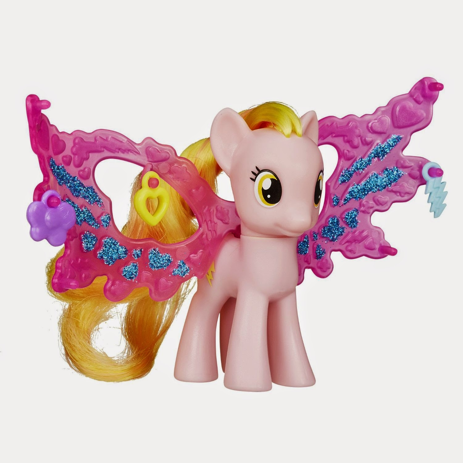 Honey Rays Cutie Mark Magic Charm Wings Brushable