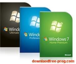تحميل برنامج Windows7 كامل