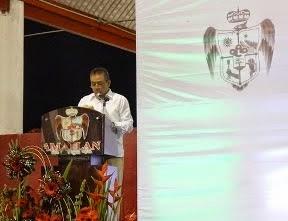 Alcalde amatleco rinde primer informe de gobierno municipal