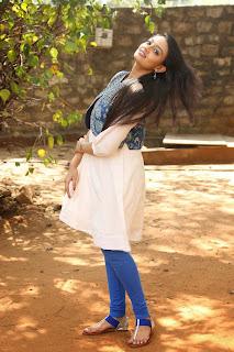Actress Nikitha Narayan Latest Pictures at Ladies and Gentlemen Platinum Disc Function 22.JPG