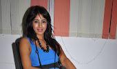 Sanjana at an event