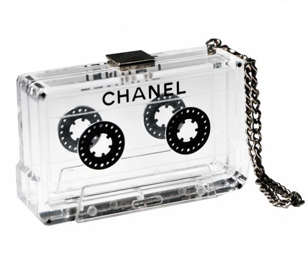 Cassette Clutch - Chanel