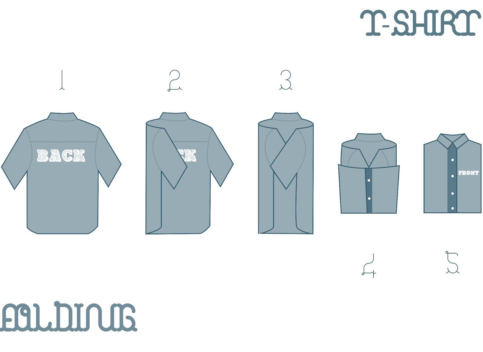 c mo doblar una camisa folding tshirt tshirt folding On como doblar una camisa