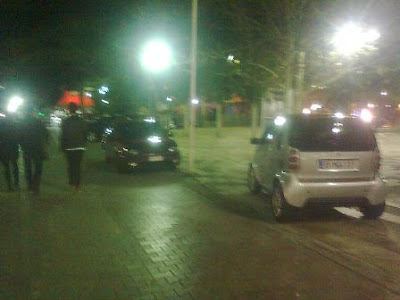 """Ο Δήμος Θηβαίων ακούει; """"Πόλεμος"""" στην Πάτρα για τραπεζοκαθίσματα και κατάληψη πεζοδρομίων"""