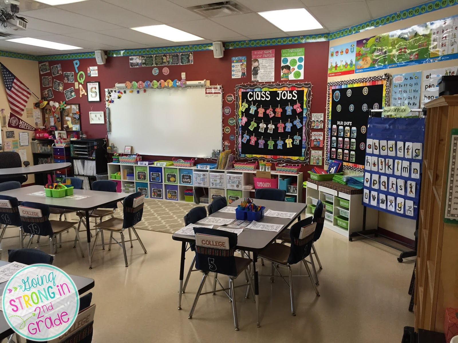 Classroom Design For Grade 2 ~ Going strong in nd grade my classroom