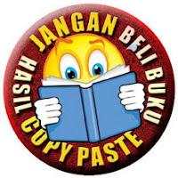 setuju untuk tidak Beli buku Copas untuk Indonesia bangkit