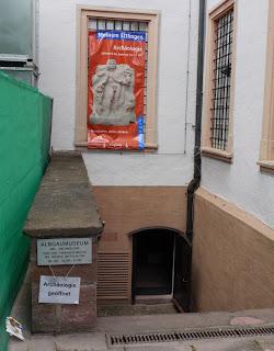 Bild 7: Abteilung Archäologie im Ettlinger Museum