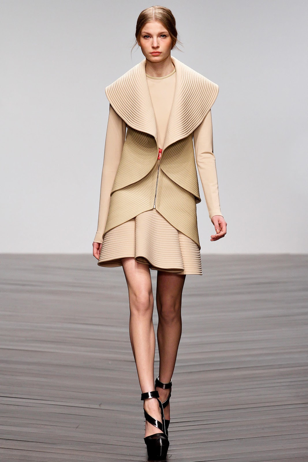 David Koma Fall/Winter 2013