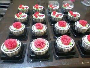 Cup Cake Hantaran