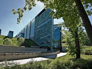 Впечатления от эстонского музея искусства КUMU
