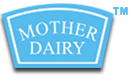 Logo of Mother Dairy franchise in India