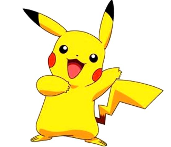 Pikachu (Pokemon) 4