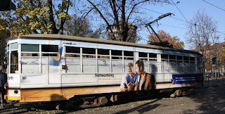 tram Lufthansa