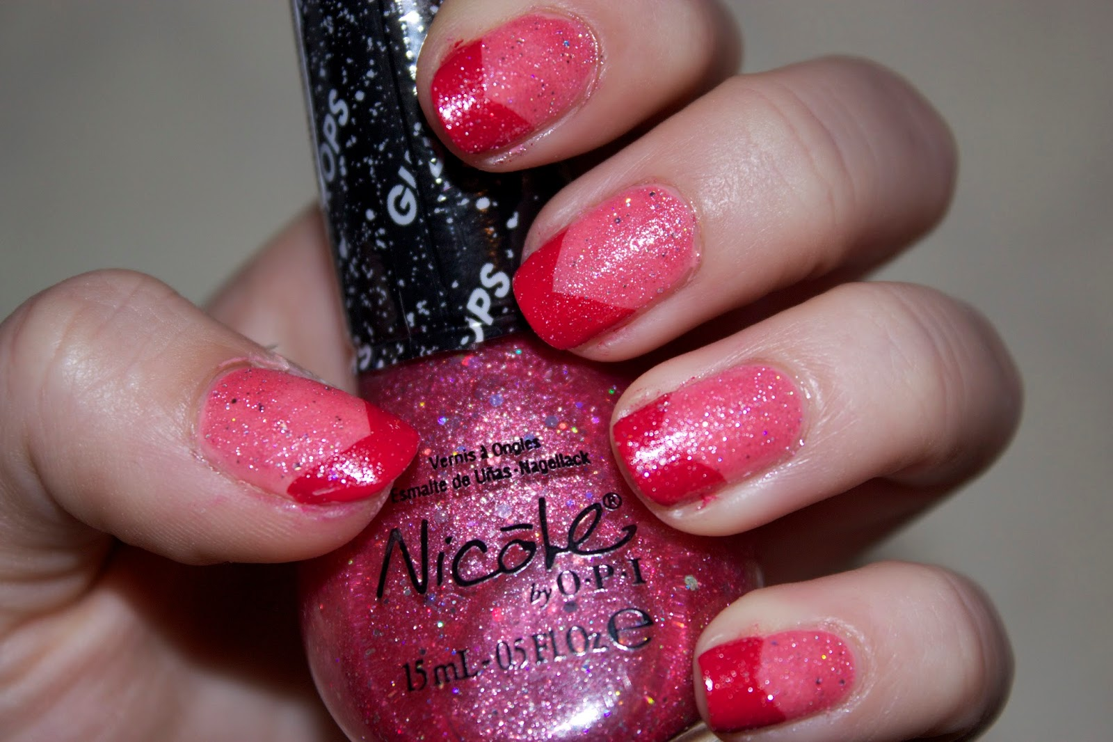 Prettypolishes Prom Nails Nicole By Opi