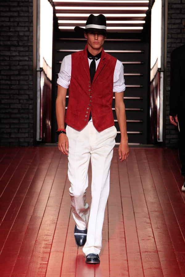John Varvatos S/S 2013 Men Collection -21