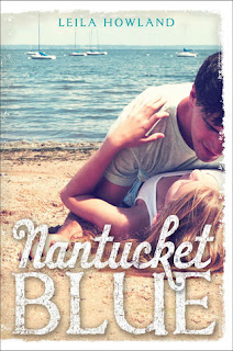 Review of Nantucket Blue by Leila Howard published by Disney-Hyperion