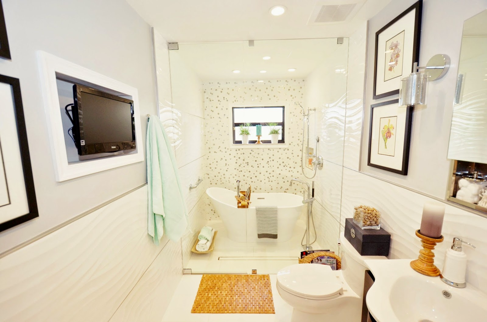 Bath toy storage that transforms to guest luxury bathroom on - This Little Gem Of A Guest Bathroom Belongs To My Dearest Clients Pat And Oscar B Clients Whose Home We Have Spent Years Renovating Room By Room