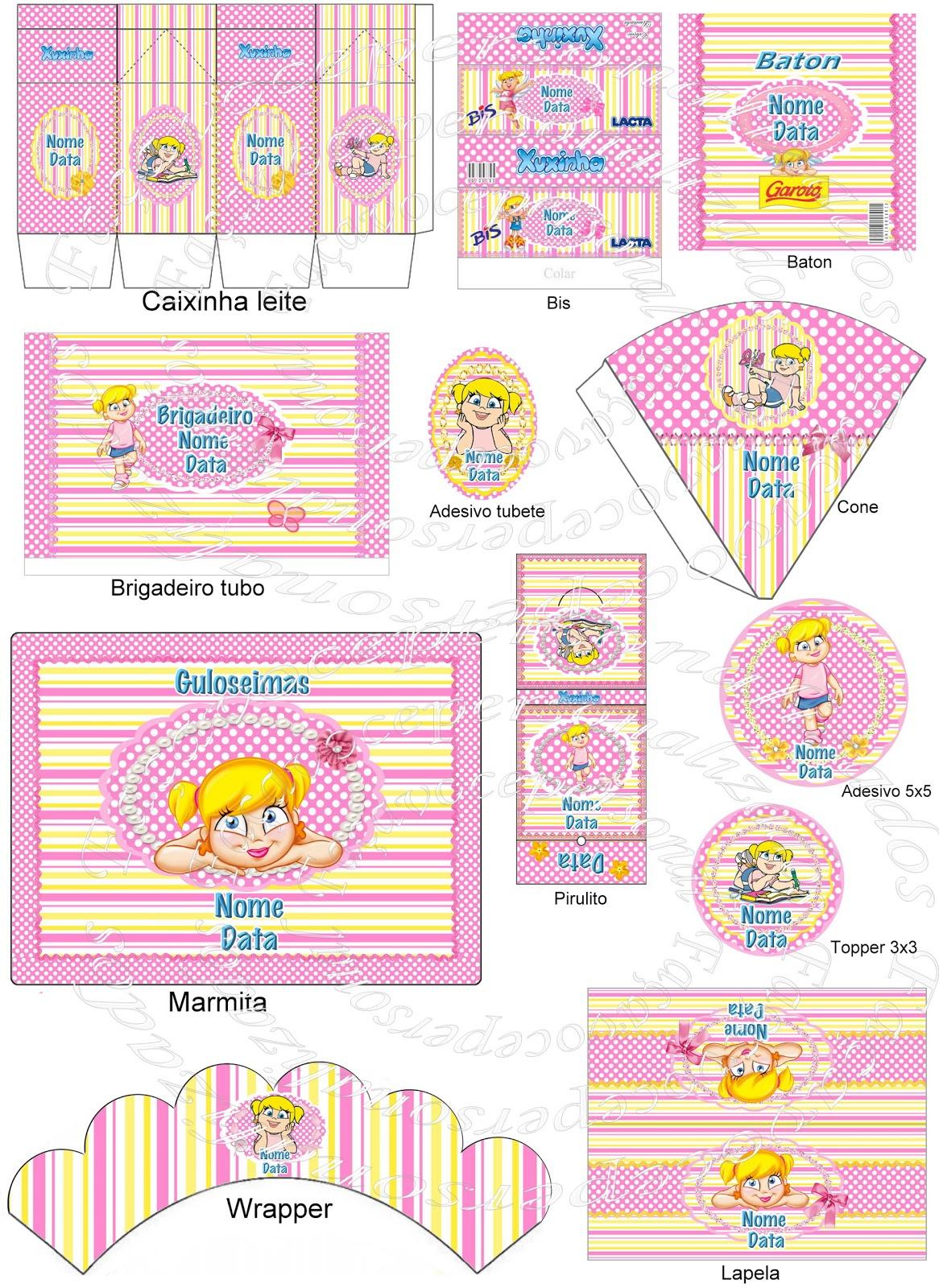 decoracao festa xuxinha: festa temas para festas infantis personalizando festa temas para