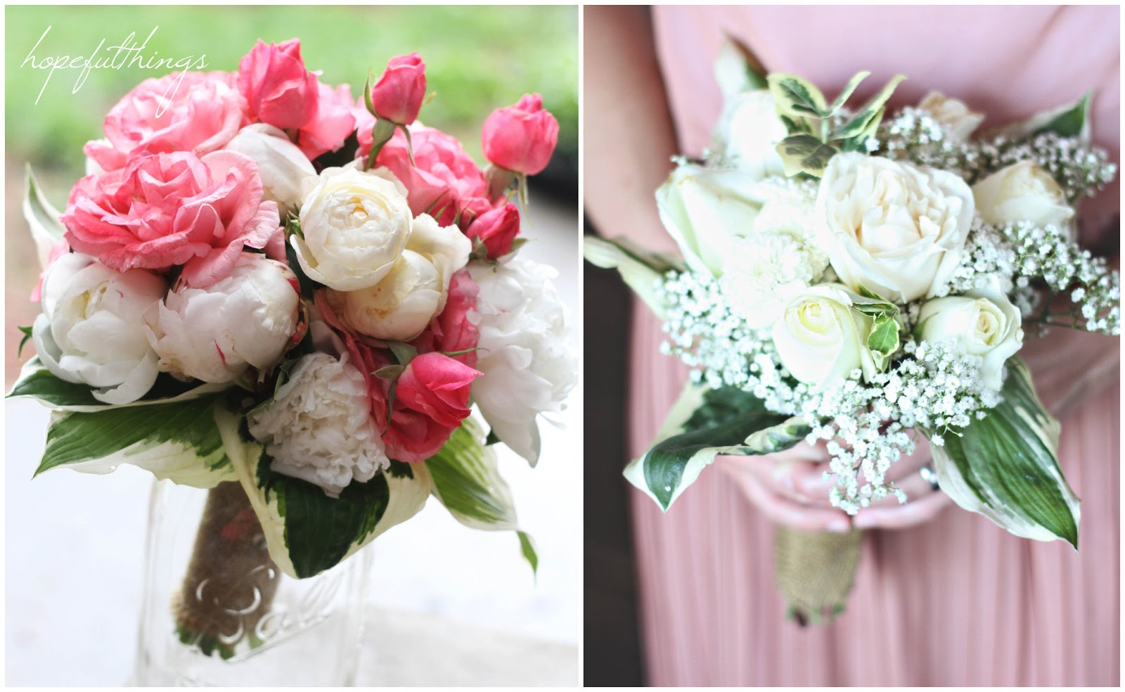 Hopeful: Floral Design Ideas