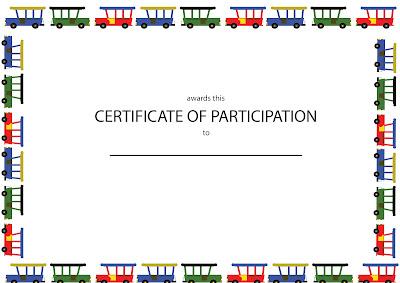 Jeepney Certificate