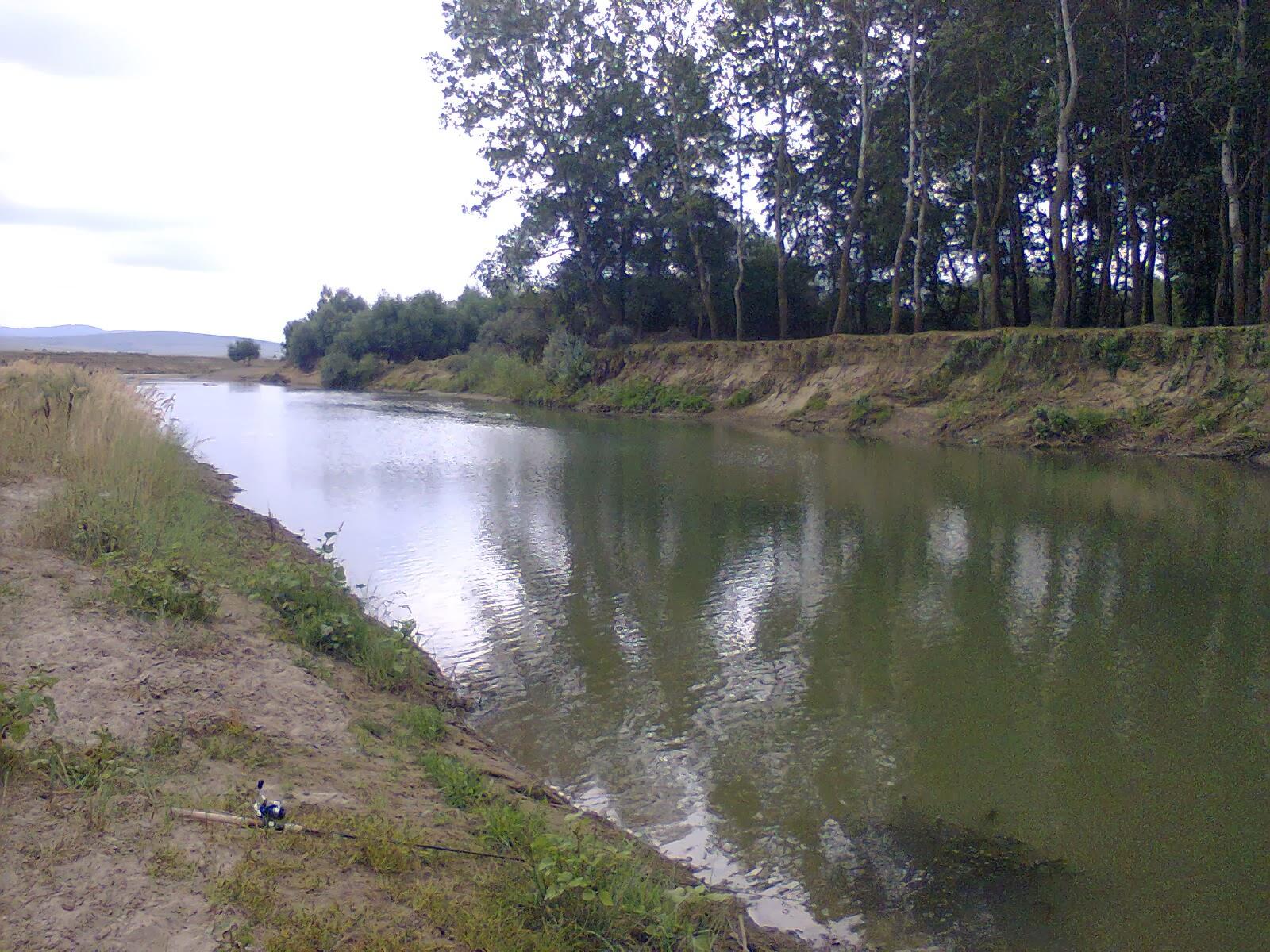 primavara la pescuit