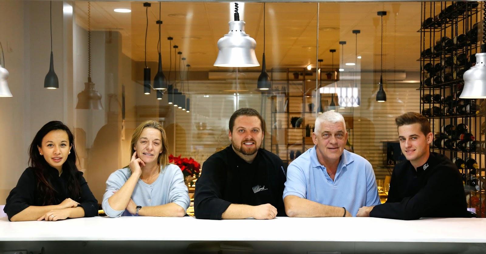 Familia Rome - Restaurante Brel