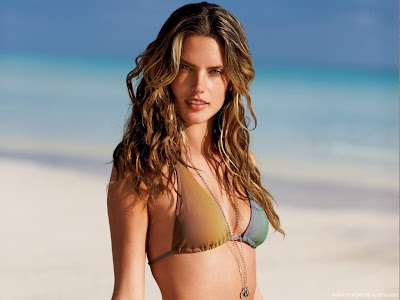 Alessandra Ambrosio Wallpaper HD-1600x1200