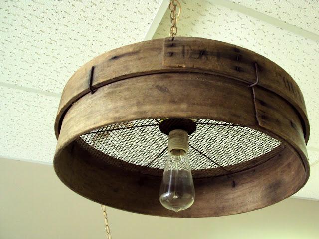 10 DIY rustic industrial light fixtures to make