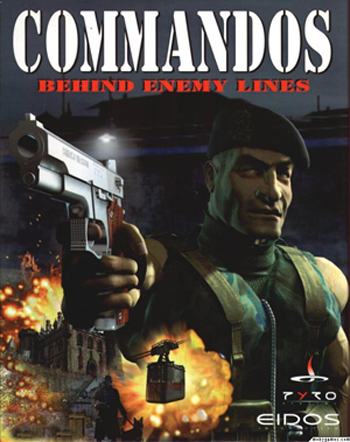 commandos 3 men of courage game free Download