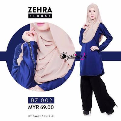 Zehra-Blouse-BZ002