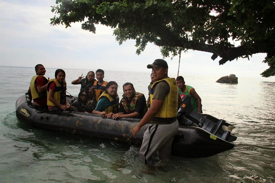 Keliling Pulau berhala Sumatera Utara