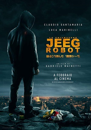 Filme Meu Nome É Jeeg Robot HD 2018 Torrent