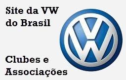 Clube cadastrado junto à VW: