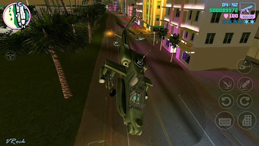 Grand Theft Auto Vice City Apk Data for Android