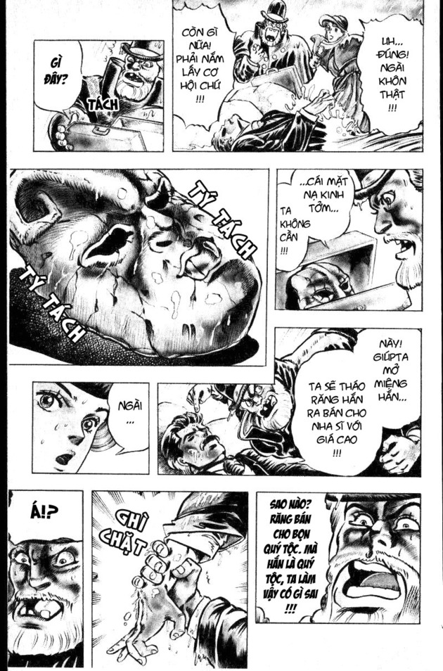 JoJo's Bizarre Adventure Chap 1 - Trang 15
