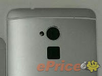 HTC One Max Fingerprint Sensor