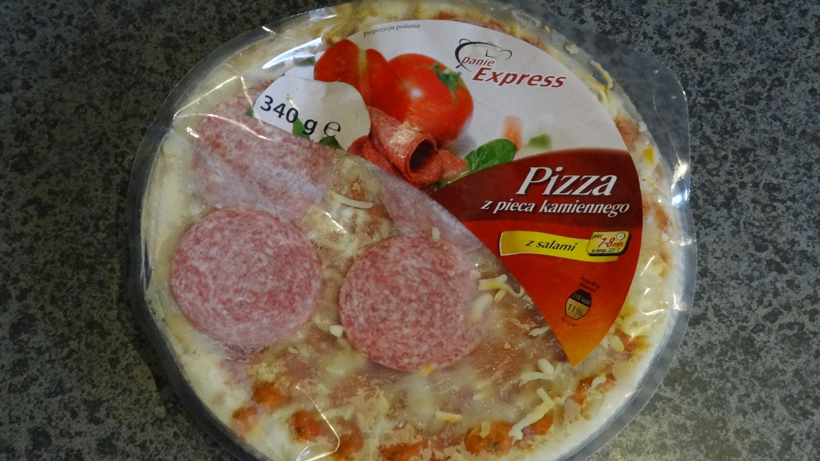 Danie EXPRESS pizza