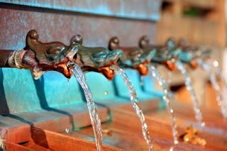 fontane d'acqua