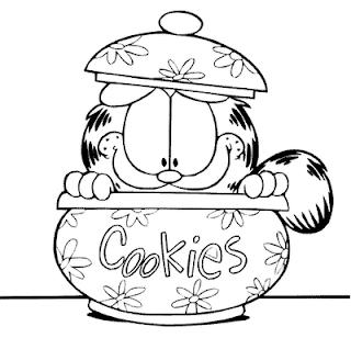 Desenhos do Garfield