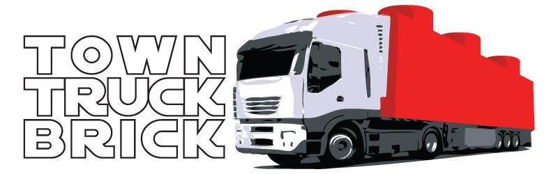 Town Truck Brick!