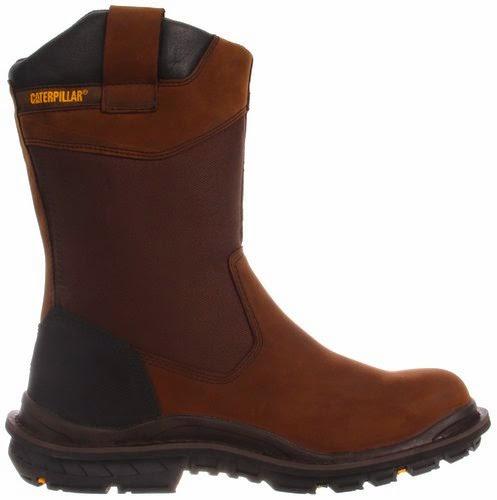 Caterpillar Men's Grist WP ST Work Boot Shoes
