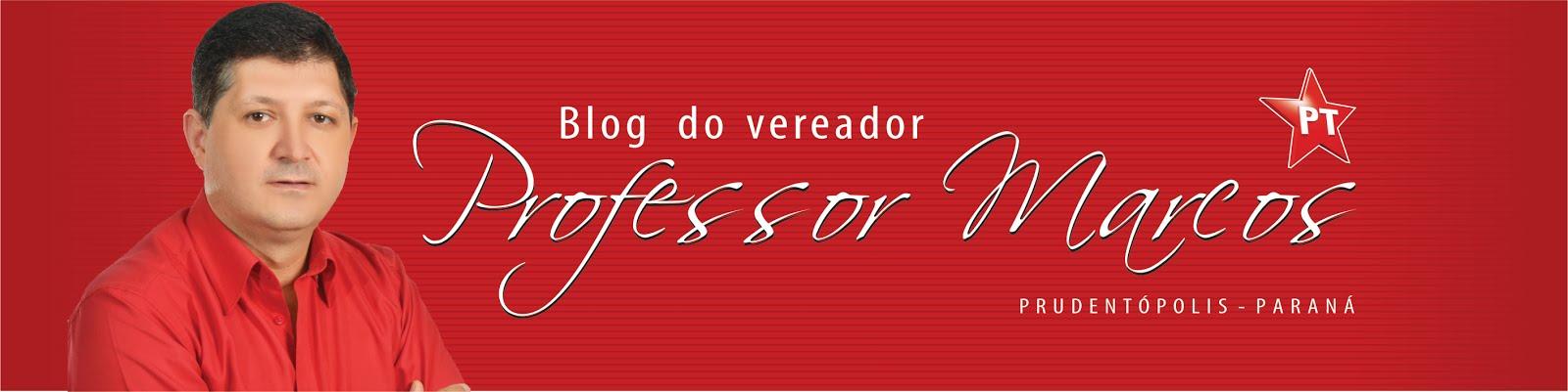 VEREADOR PROF MARCOS/PT